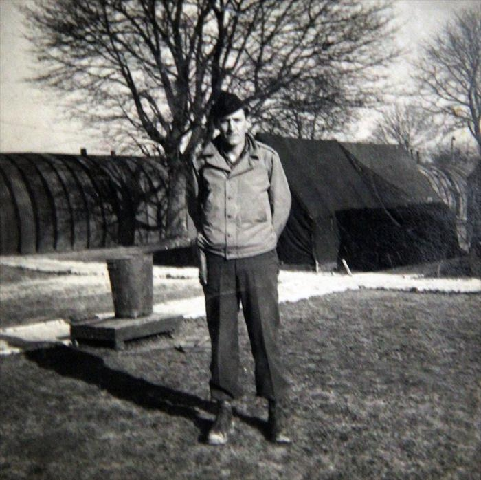 Walter World War II Camp Boston.