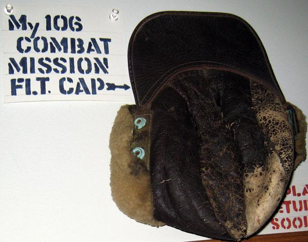 106 Combat Mission over the Hump Flight cap.
